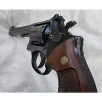 "Smith & Wesson .38 Special ""Target Masterpiece"""